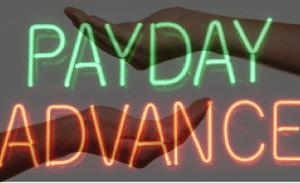 Pasyday advance loan