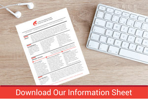 Credit Counselling canada information sheet