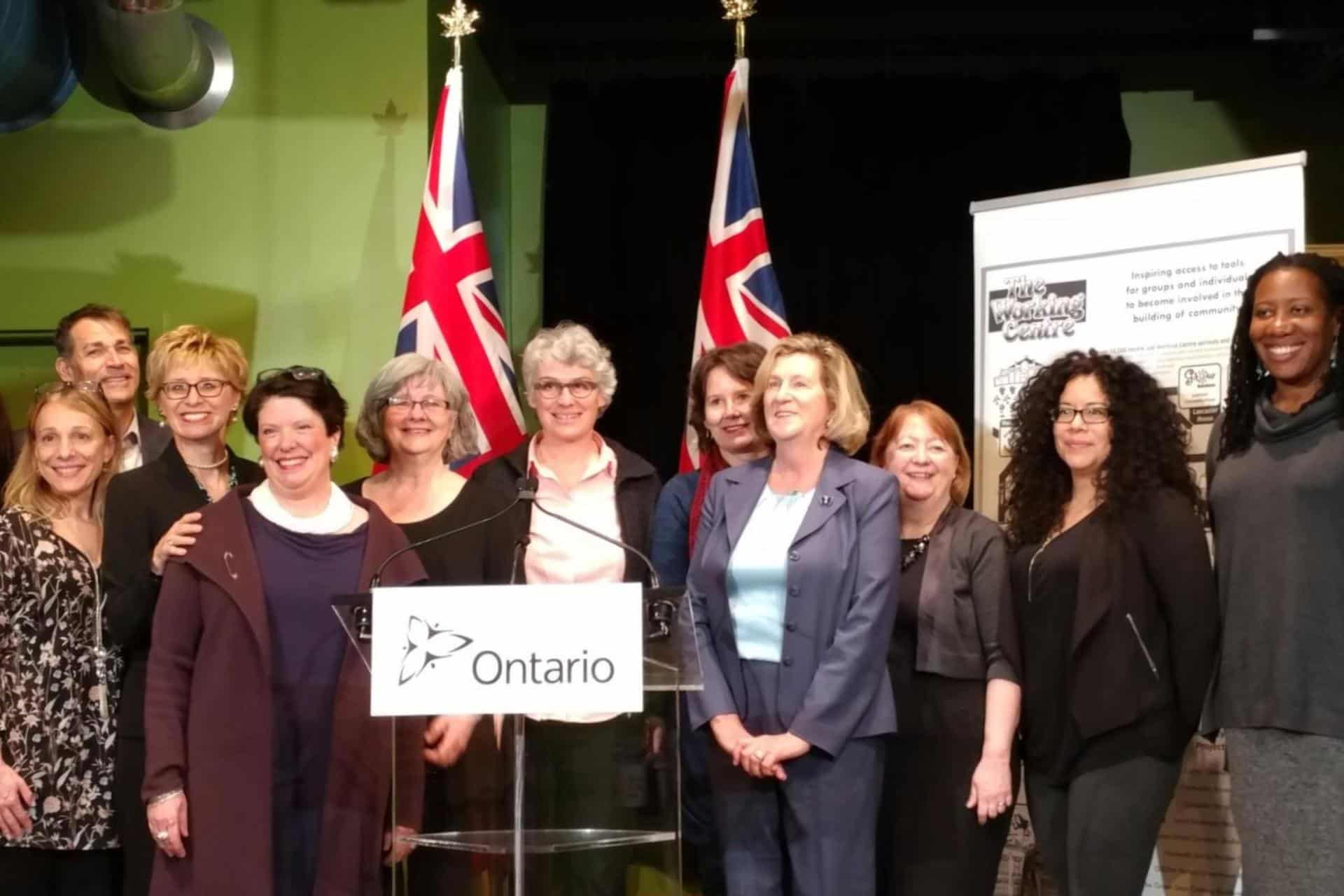 Ontario Financial empowerment champions