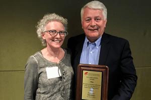 credit counselling award John Eisner