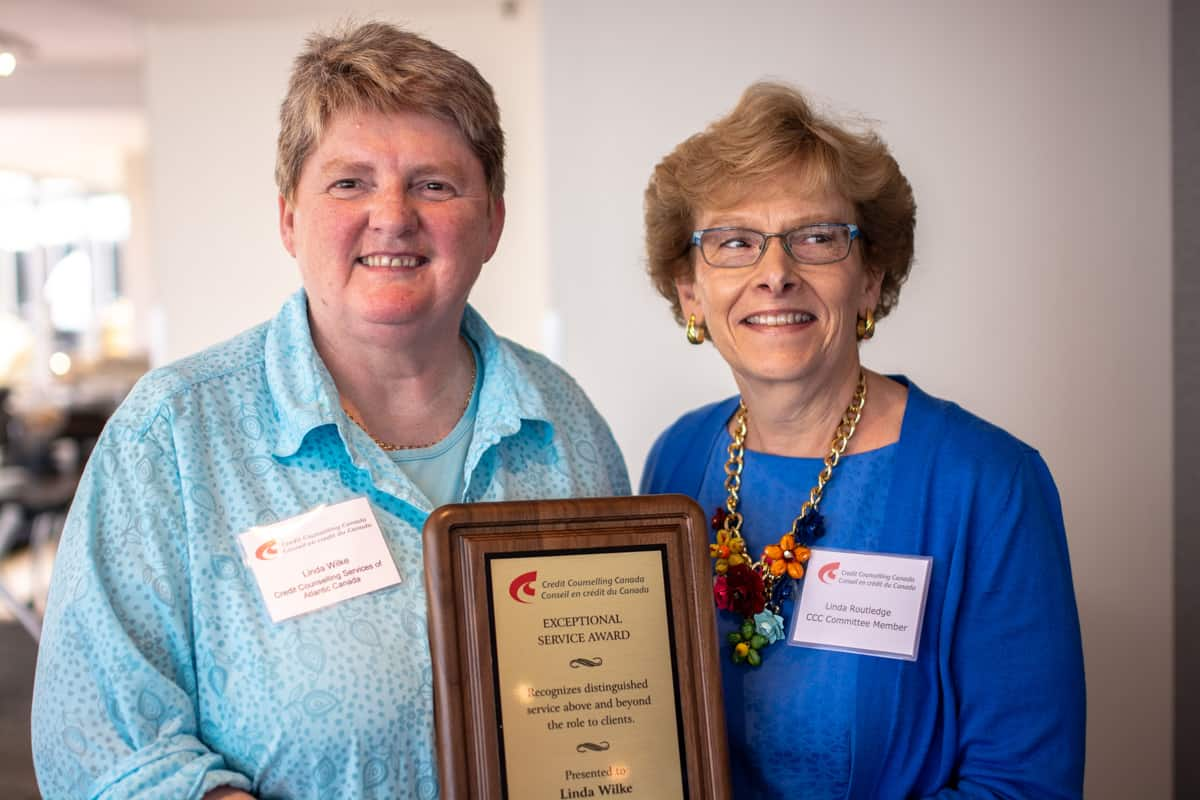 Linda Wilke Exceptional Service Award